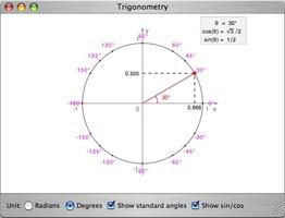Trigonometry screenshot 2