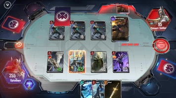 Marvel Duel screenshot 2