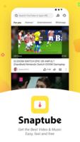 Snaptube YouTube downloader & MP3 converter screenshot 9
