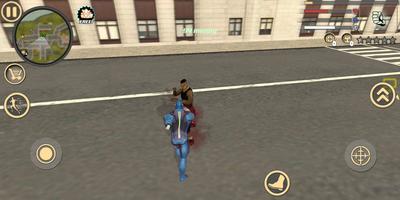 Rope Hero Vice Town screenshot 3