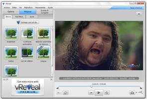 vReveal screenshot 2
