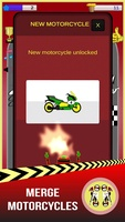 Combine Motorcycles - Smash Insects (Merge Games) screenshot 10