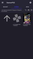 DamonPS2 - PS2 Emulator - PSP PPSSPP PS2 Emu screenshot 11
