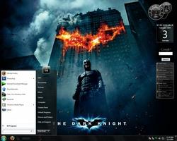 Windows7 The Dark Knight Theme screenshot 2