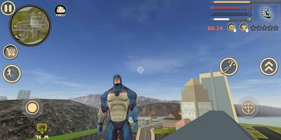 Rope Hero Vice Town screenshot 5