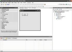 Visual C Sharp screenshot 6