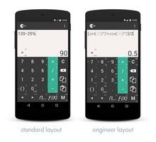 Calculator++ screenshot 2