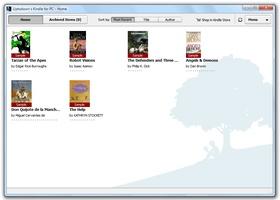 Kindle for PC screenshot 4