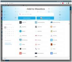 Wavebox screenshot 2