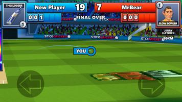 Stick Cricket Live screenshot 4