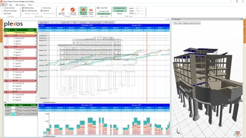 Plexos Project; Lean Project Management screenshot 2