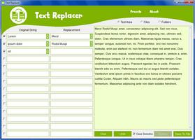 Text Replacer screenshot 3