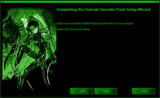 Satsuki Decoder Pack screenshot 3