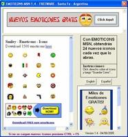 Emoticons screenshot 3