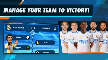 Online Soccer Manager screenshot 6