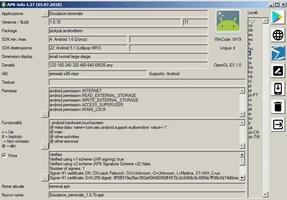 APK-Info screenshot 2