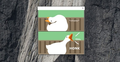 Desktop Goose screenshot 3