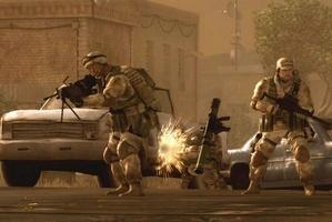 Battlefield 2 screenshot 2