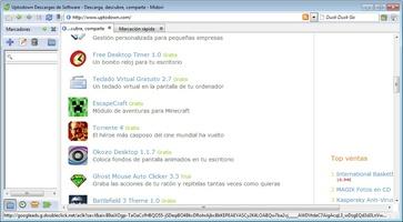 Midori screenshot 4