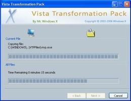 Vista Transformation Pack screenshot 6