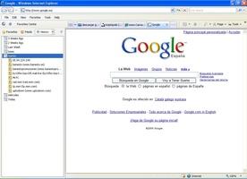 Internet Explorer screenshot 3