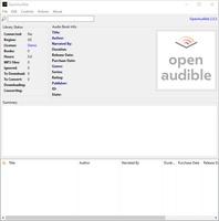 OpenAudible screenshot 3