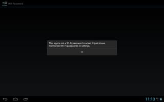 Wifi Password (ROOT) screenshot 2