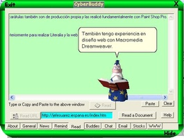 CyberBuddy screenshot 3