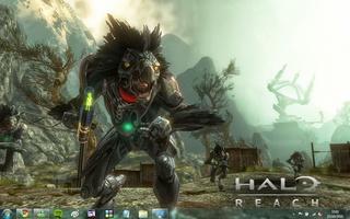 Halo: Reach Windows 7 Theme screenshot 6