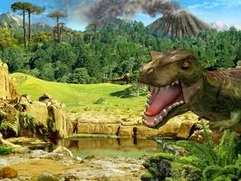 3D Dinosaurs Screensaver screenshot 2