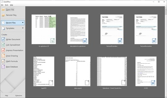 LibreOffice screenshot 2