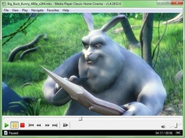 Media Player Classic - Home Cinema screenshot 4