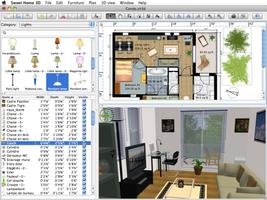 Sweet Home 3D screenshot 4