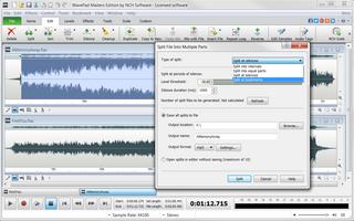 WavePad Free Audio, Music and Mp3 Editor screenshot 9