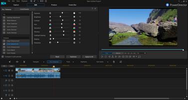 Cyberlink PowerDirector screenshot 4