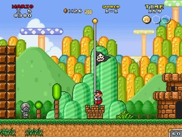 Super Mario Bros: Odyssey screenshot 4