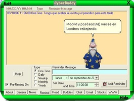 CyberBuddy screenshot 4