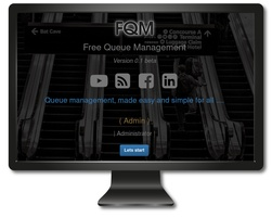 Free Queue Manager screenshot 2
