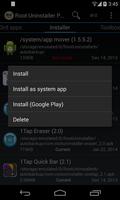 Root Uninstaller screenshot 4