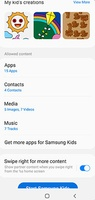 Samsung Kids Mode screenshot 2