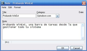 WinExt screenshot 4