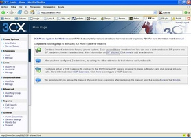 3CX Phone System screenshot 2