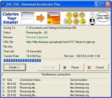 Download Accelerator Plus screenshot 2