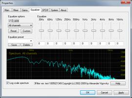 AC3Filter screenshot 5