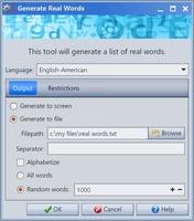 Random Word Generator screenshot 11