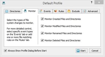 DiskPulse screenshot 4