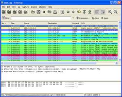 Ethereal screenshot 3