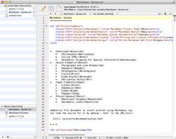 TextWrangler screenshot 5