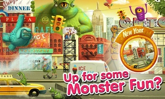 CoolMonsters screenshot 3