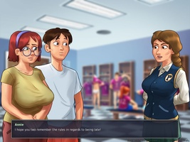 Summertime Saga screenshot 8